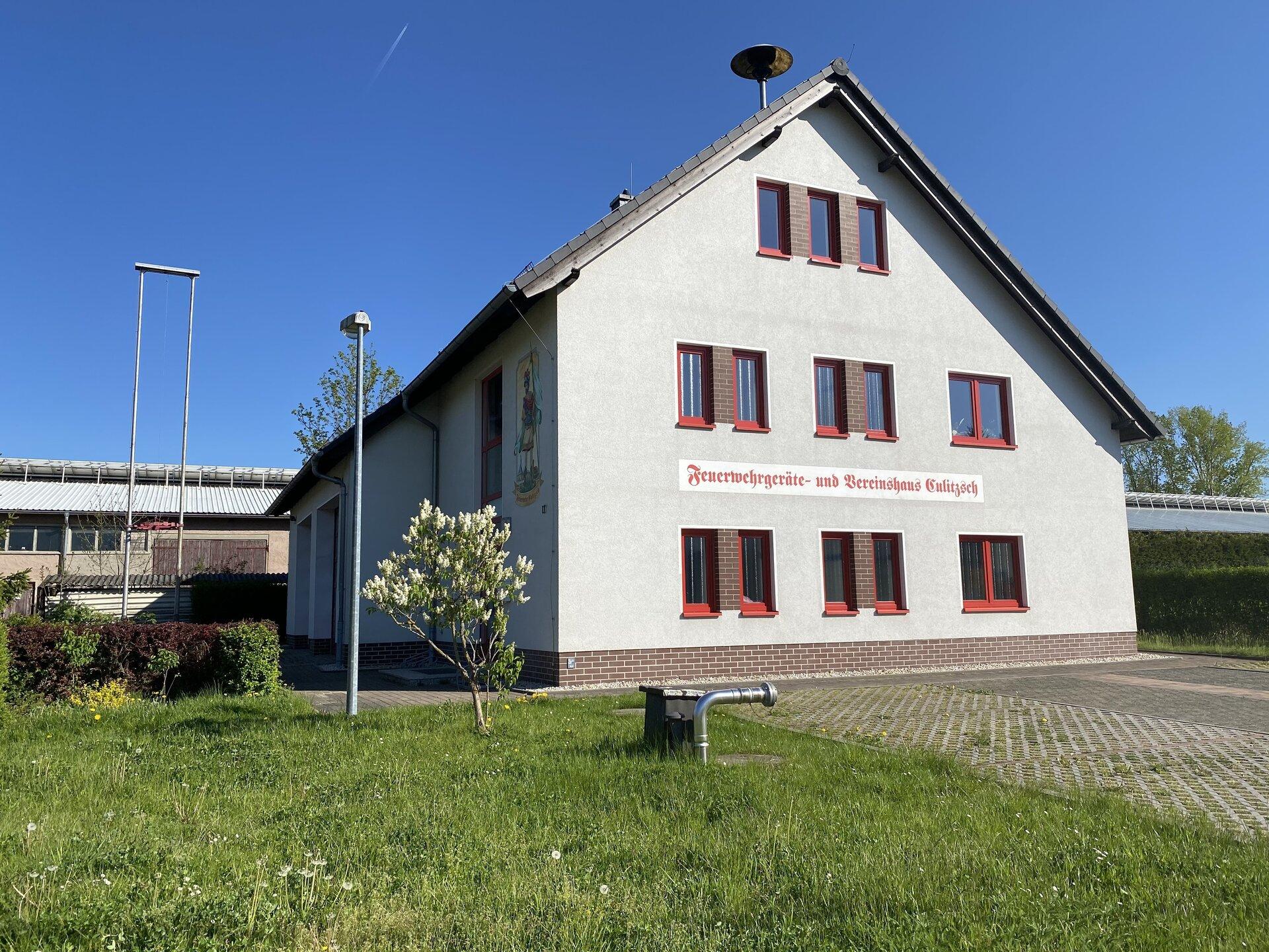 Gerätehaus Culitzsch (c) Stadtverwaltung