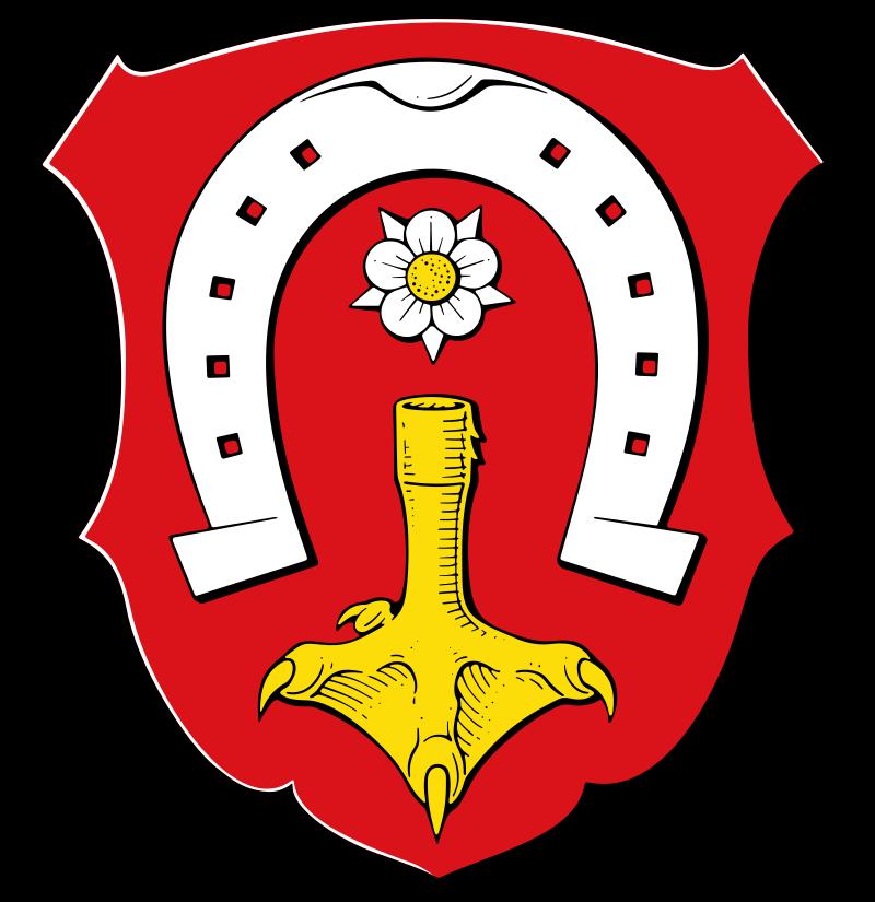 Wappen der Stadt Griesheim (c) Hessisches Staatsarchiv Darmstadt