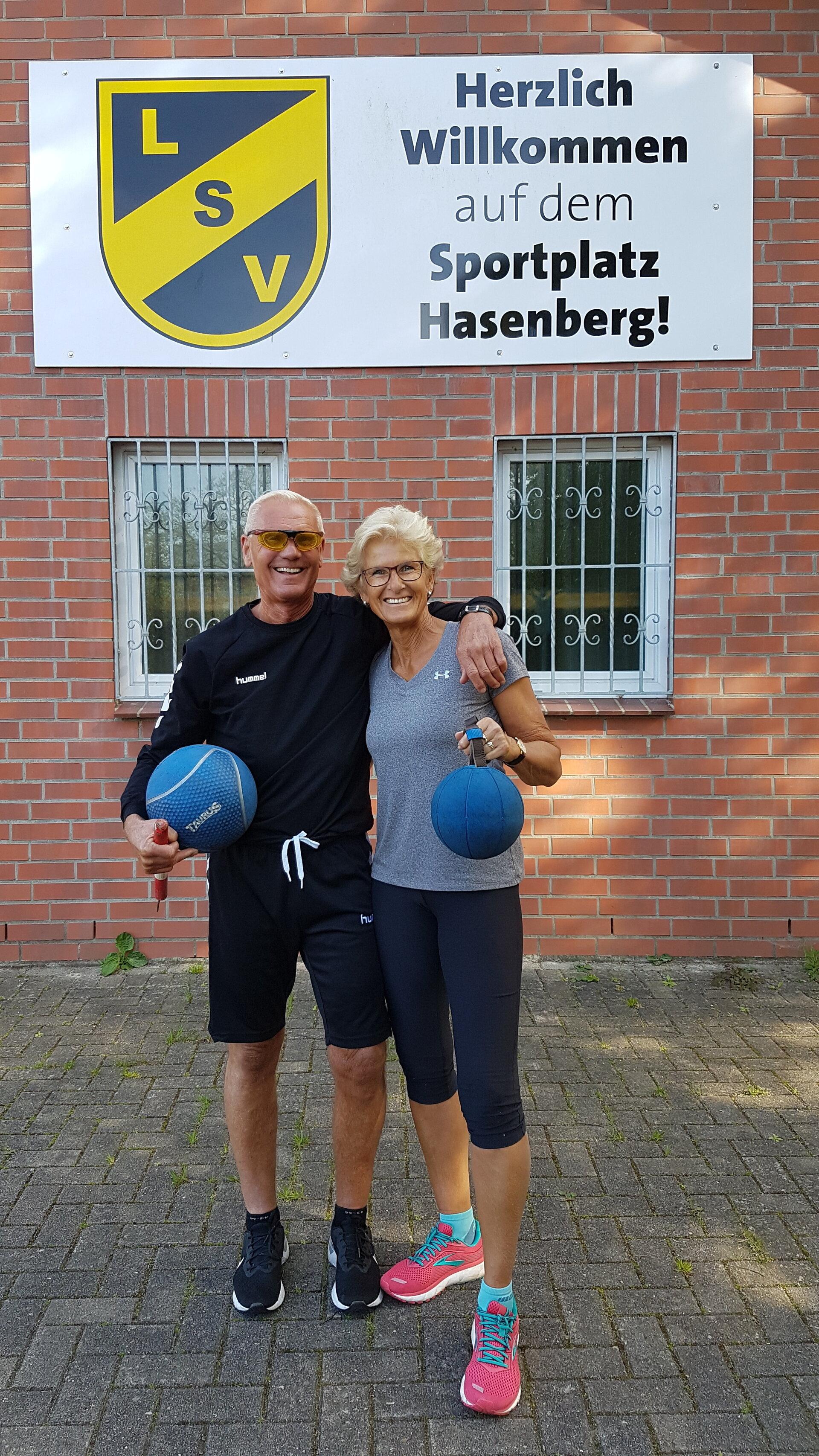 Jens + Marion Grundmann