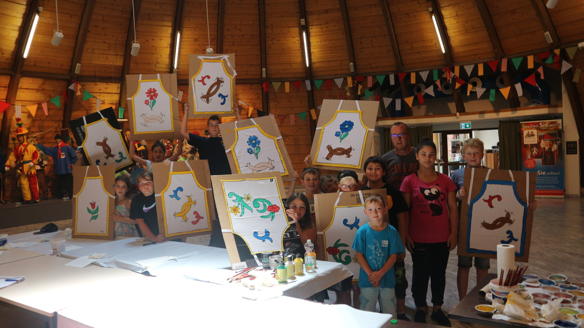 Häsmaler-Workshop