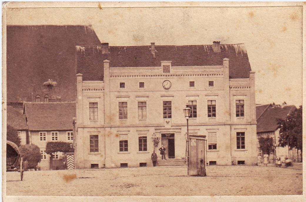 Foto um 1890 Quelle: Archiv Wegemuseum