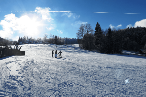Skifahren Geyersberg