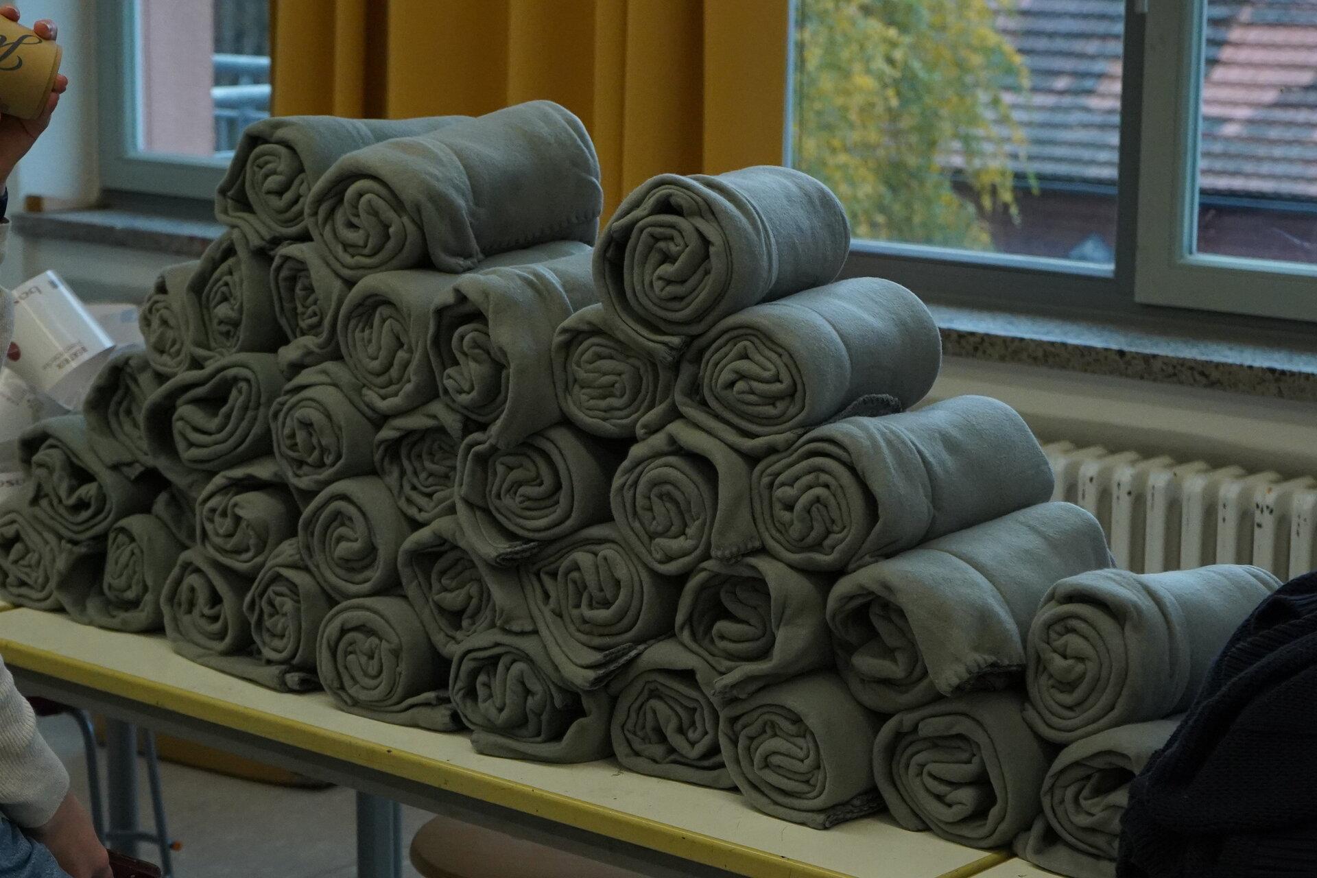 Die Roh-Decken