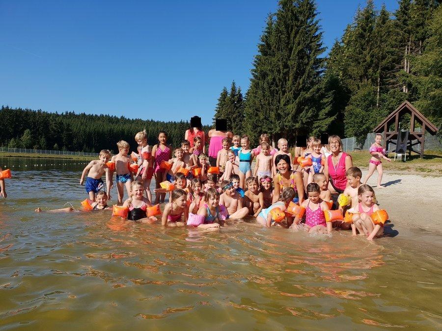 Schwimm- und Badfest im August 2018