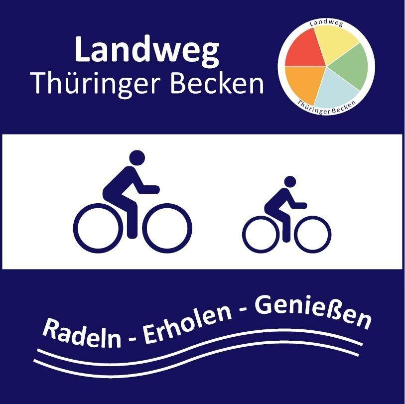 Logo Landweg Thüringer Becken