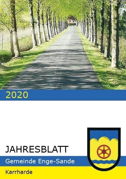Jahresblatt 2020