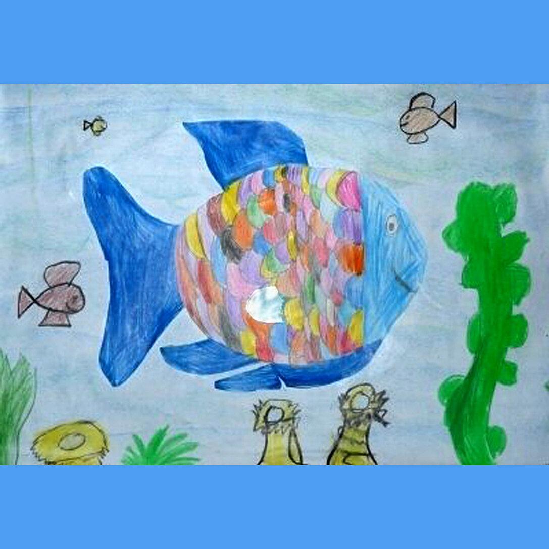 01 Regenbogenfisch