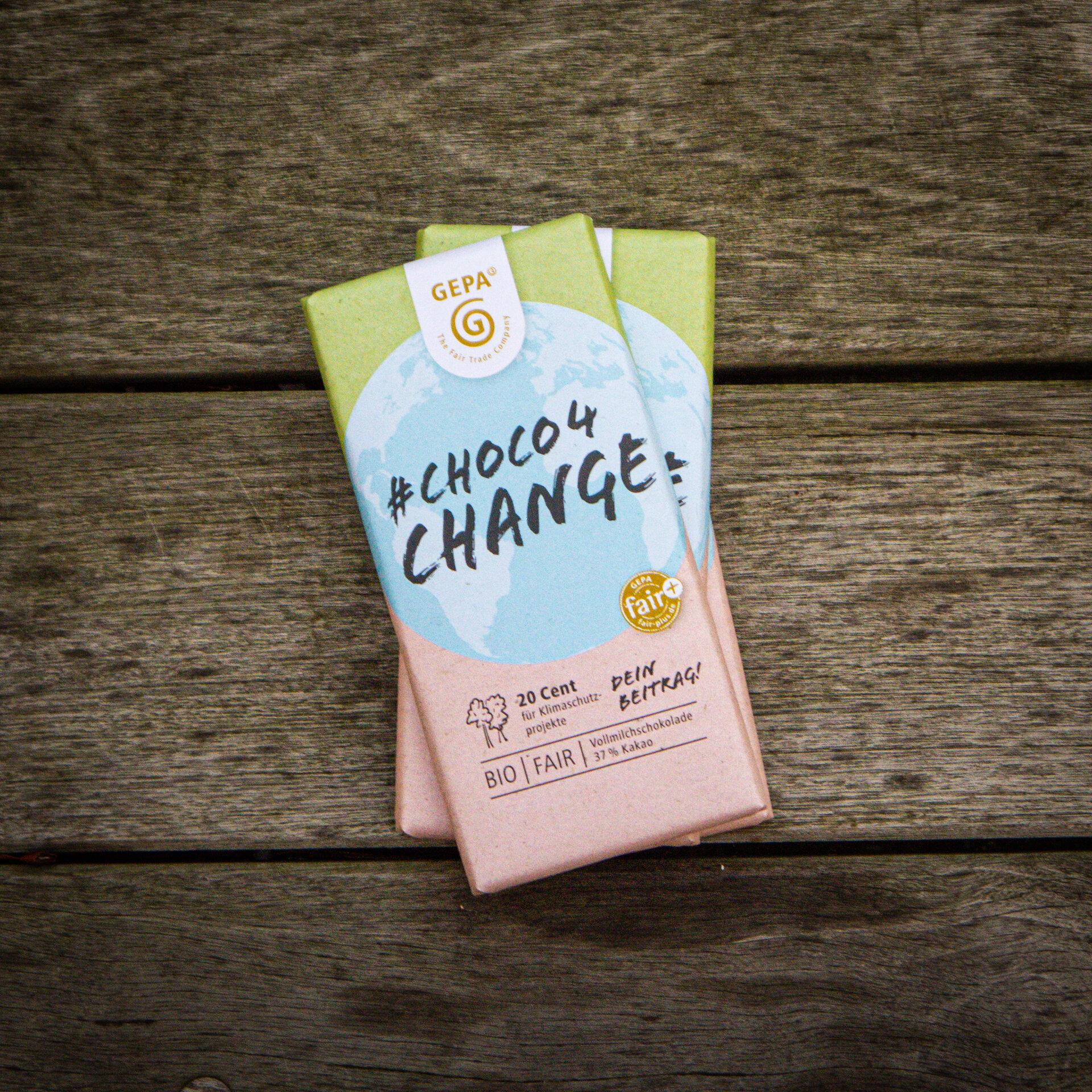 Bild von #Choco4Change