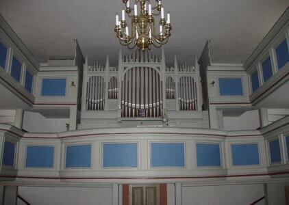 Kirche Crossen