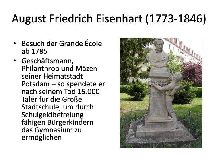August Friedrich Eisenhart