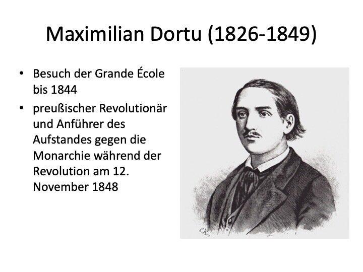 Maximilian Dortu