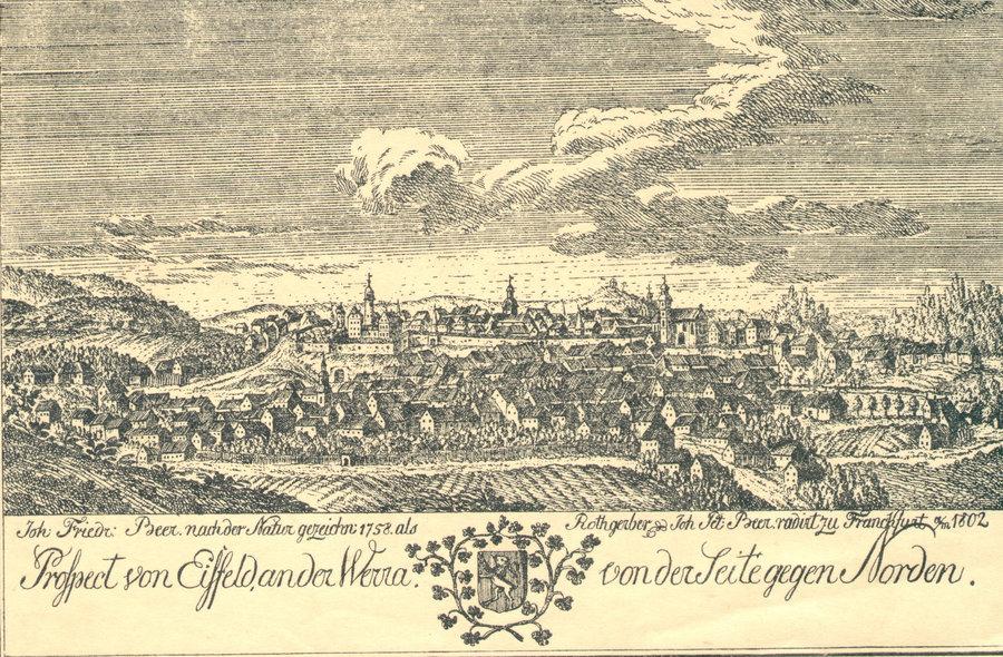Stadtansicht 1778