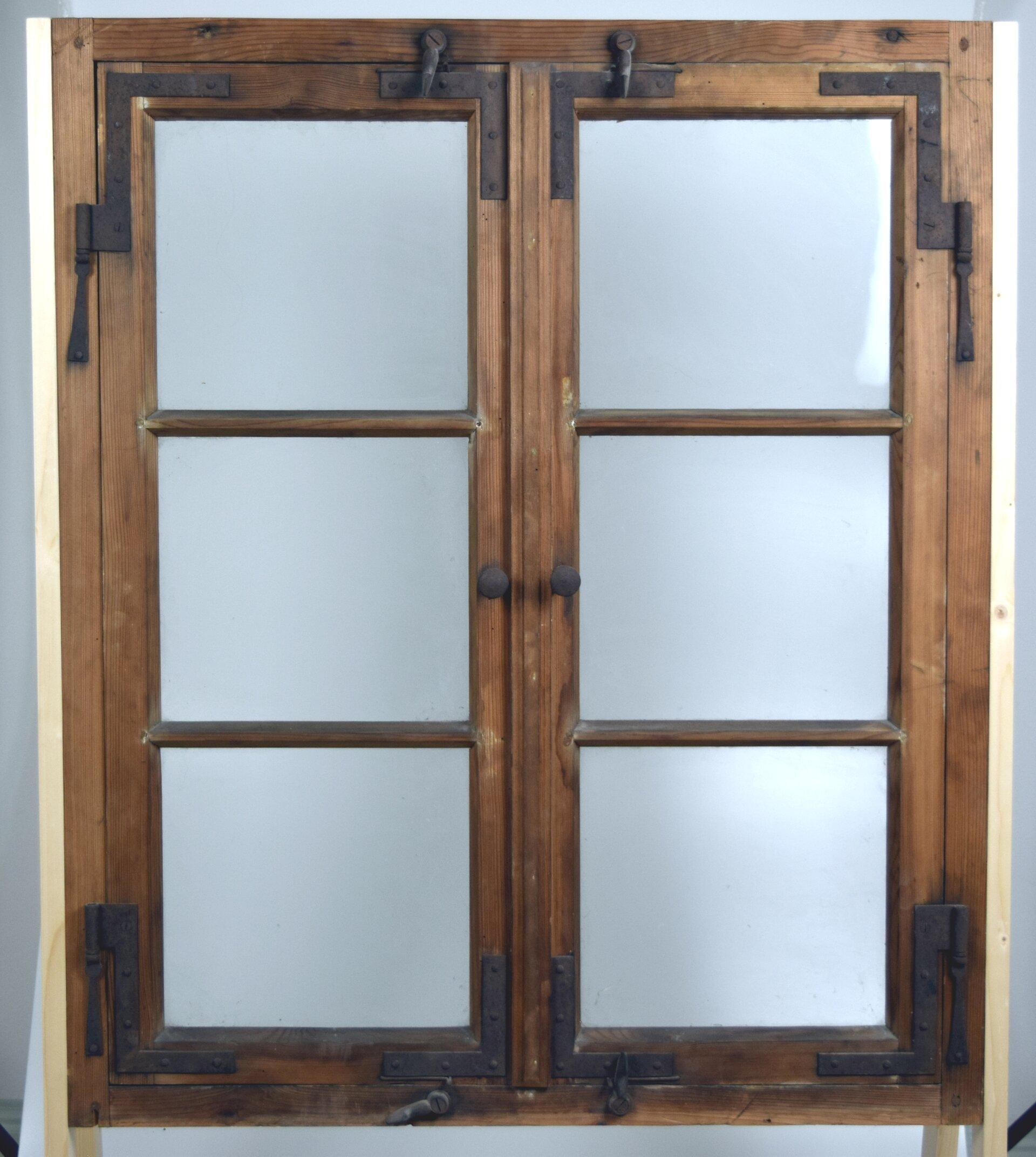 Ein Fenster Foto: Wegemuseum