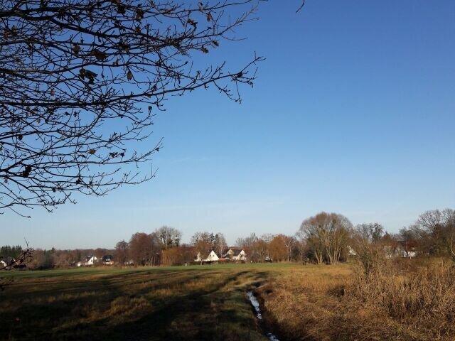Eggersdorf Blick zum Rehwinkel