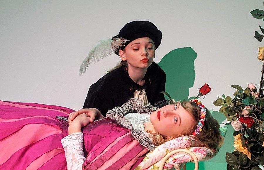 Prinz Alexander und Rosalie