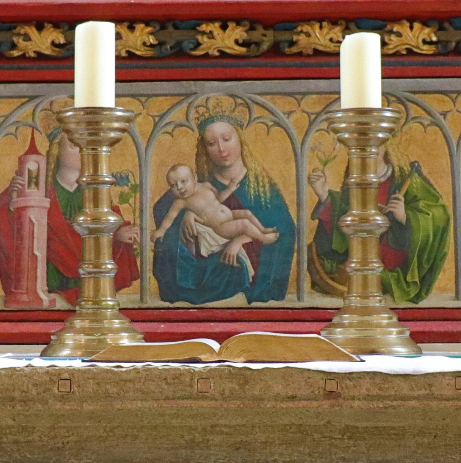 Altar Leuchten