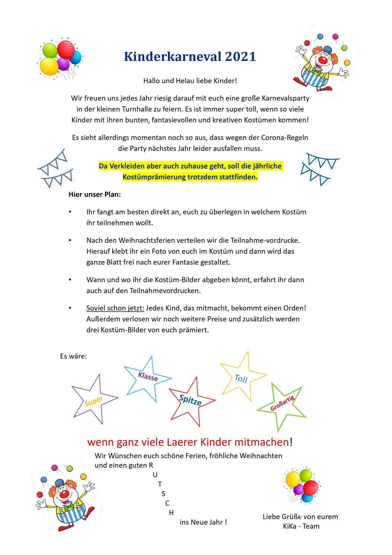 Info vom KiKa-Team