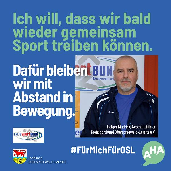 #fürmichfürosl - Sport