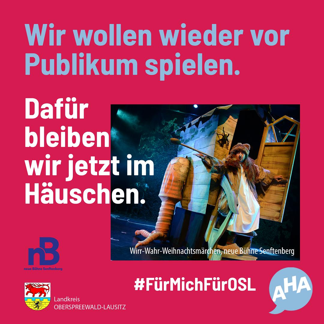 #fürmichfürosl - Theater