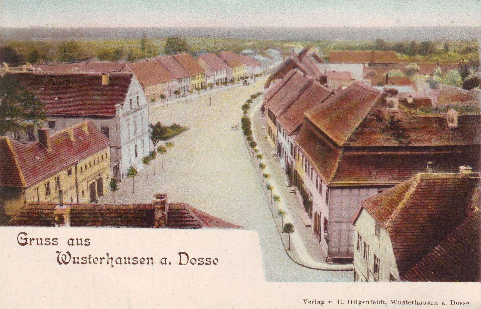 Westseite Quelle: Archiv Wegemuseum