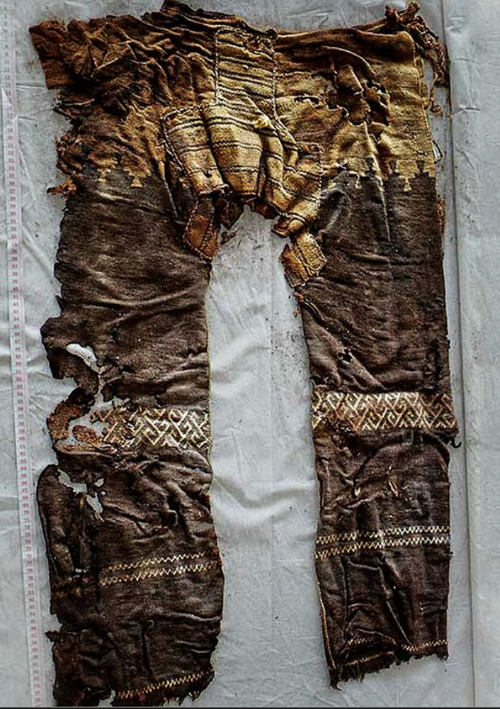 älteste Hose - das Original