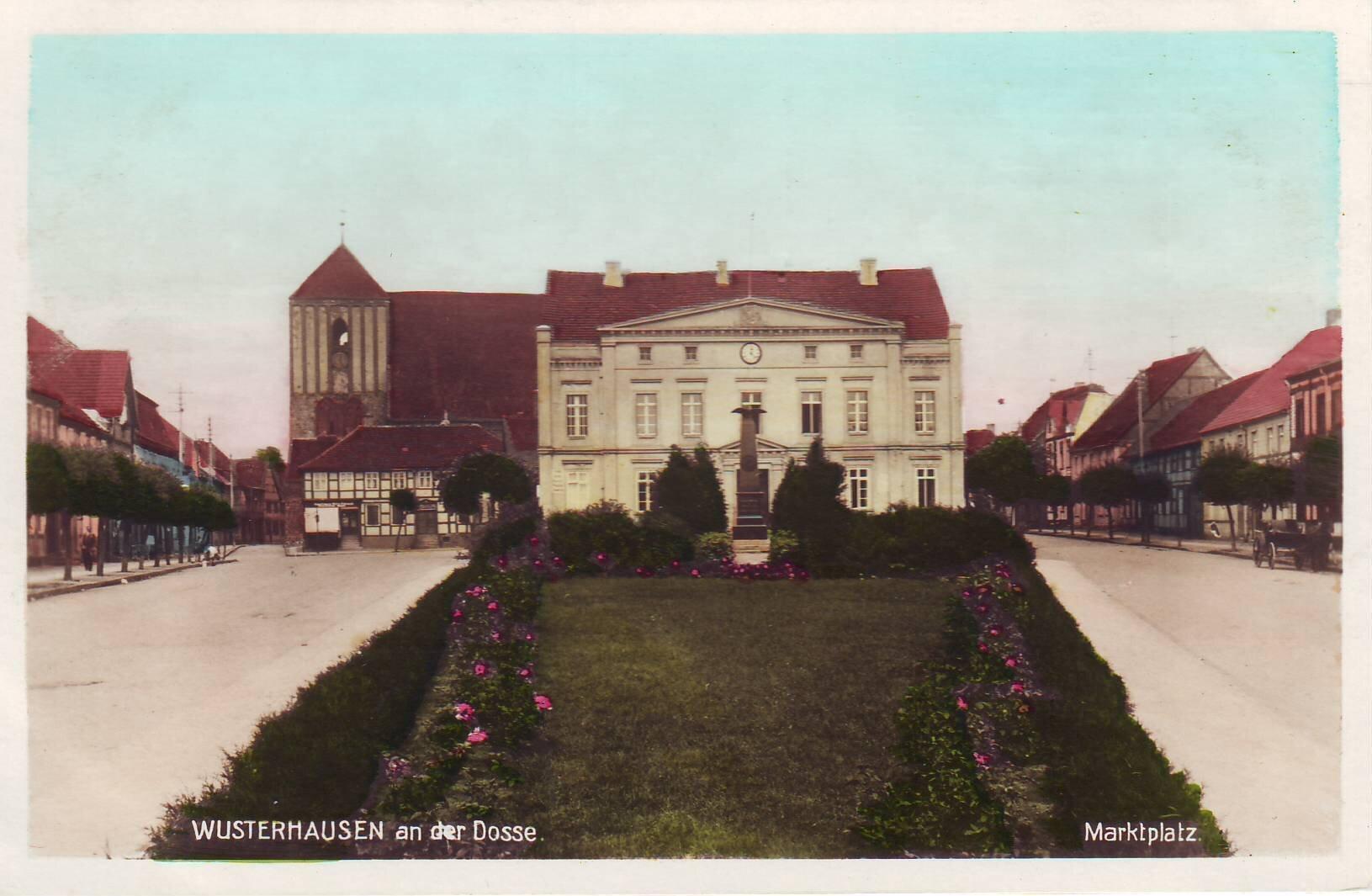1920er Jahre Quelle: Archiv Wegemseum