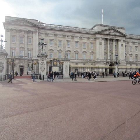 © K. Janetzko - Buckingham Palace