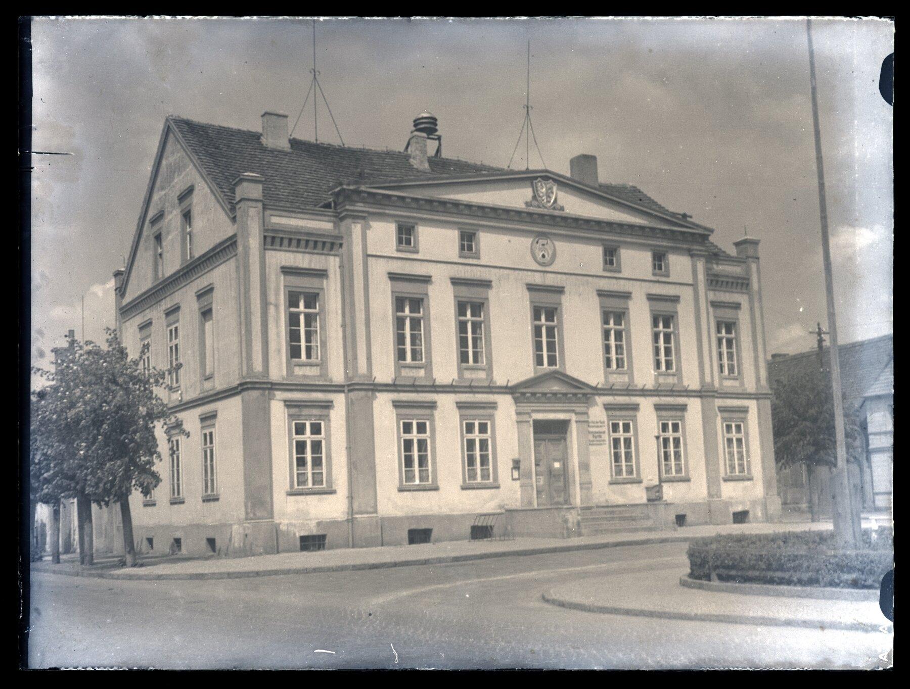 Ansicht nach 1950 Foto: Karl Jahn