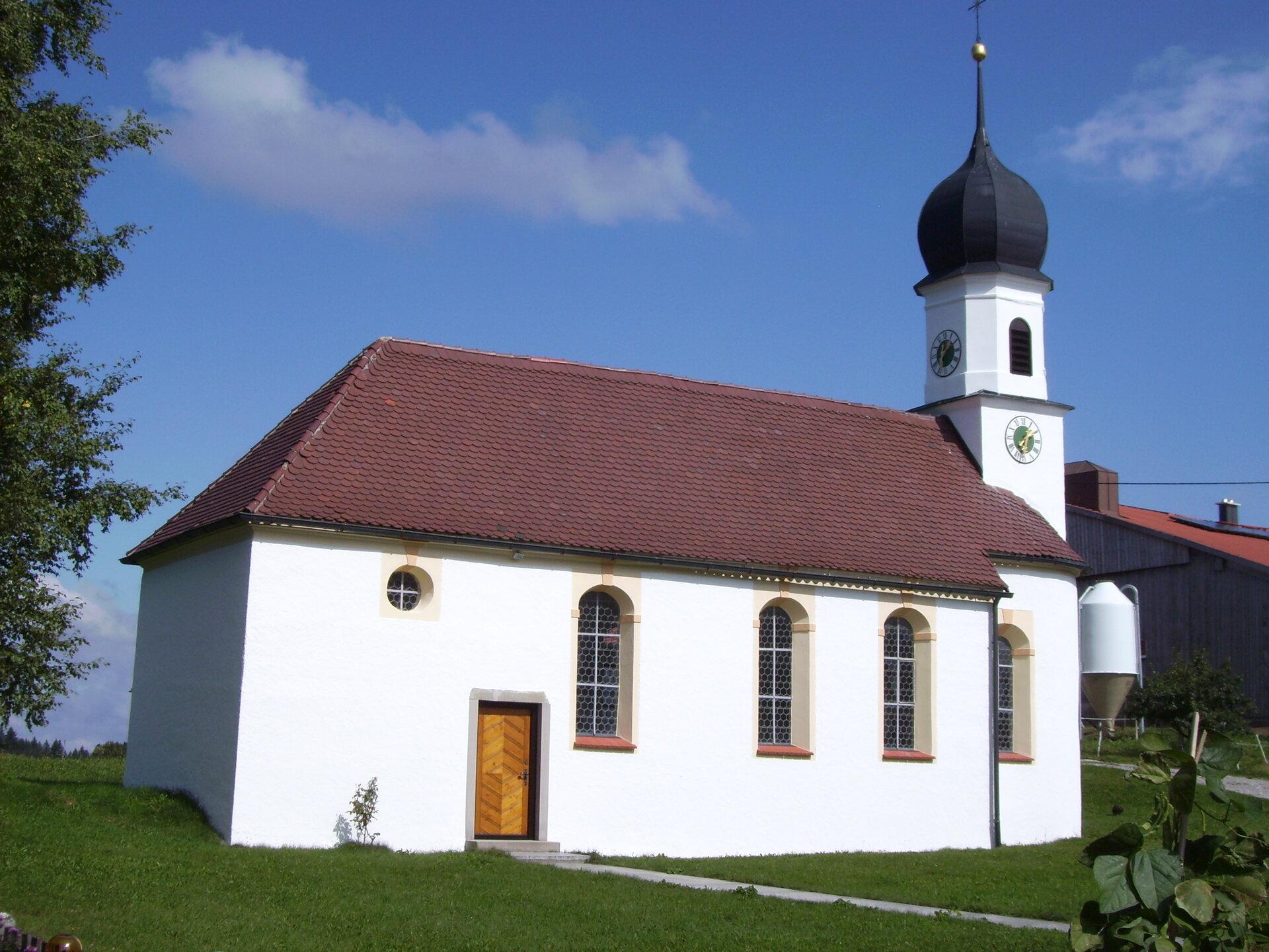 Kapelle Hl. Petrus von Alcantara