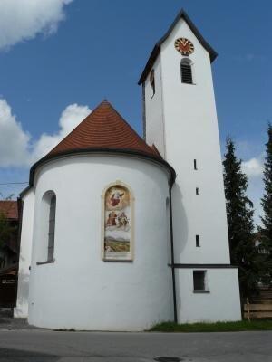 St. Sebastian Wildberg