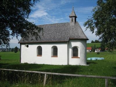 Kapelle St. Ursula in der Staig