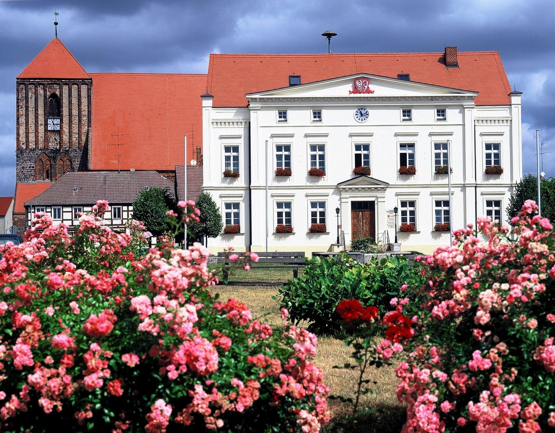 Rathaus 2003 Foto: H.Hirsch