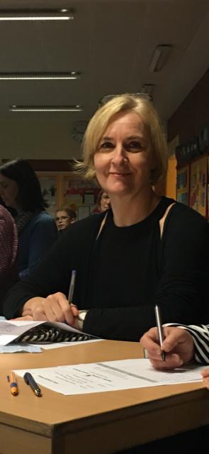 Schulleiterin Frau Tanja Jordan