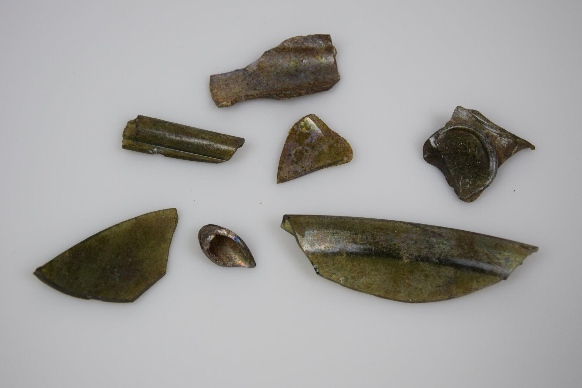 Glas Foto: Wegemuseum