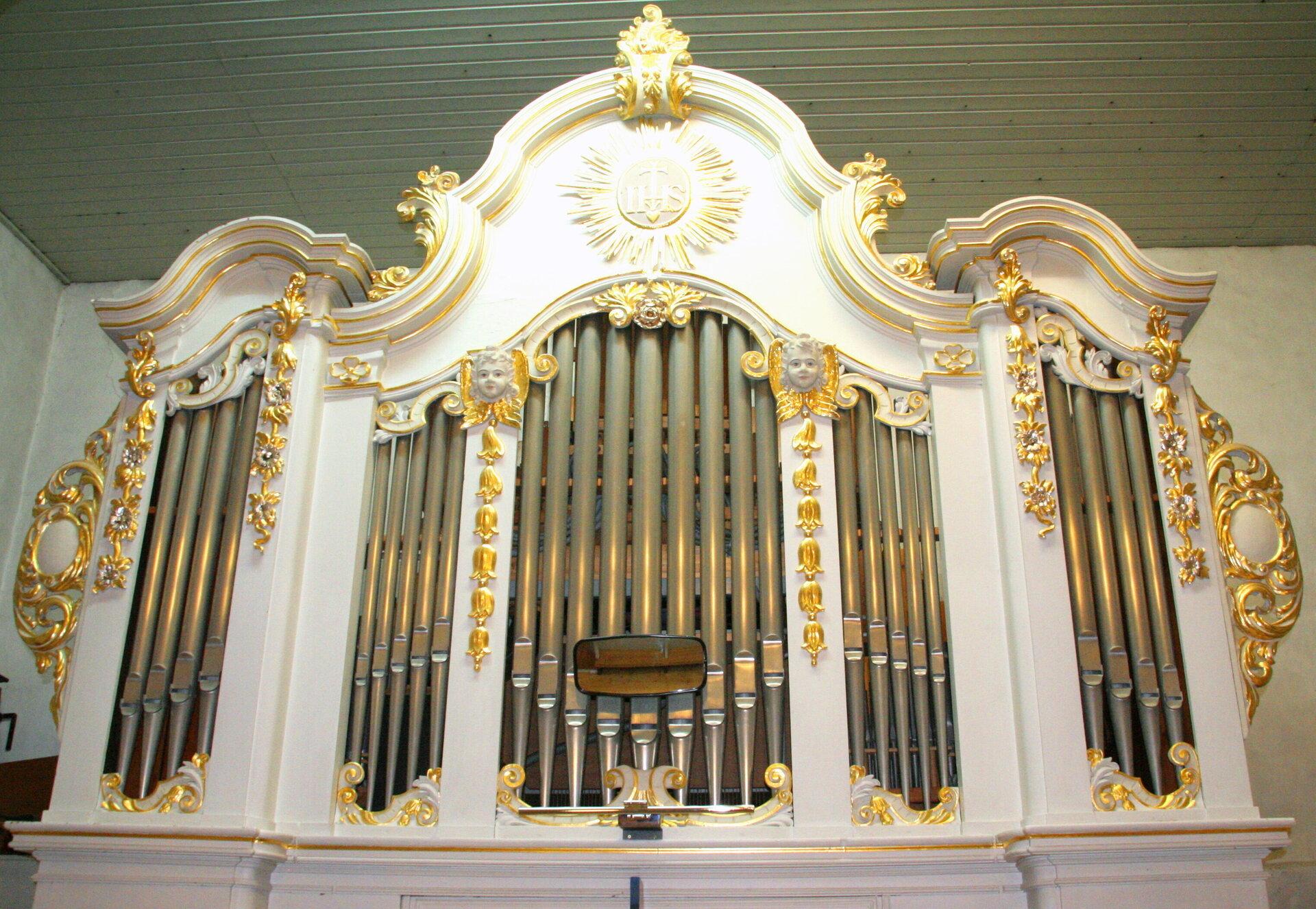St. Ursula Martinfeld Orgel