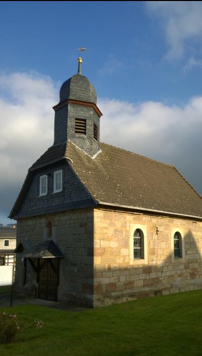 Kirche Schwobfeld