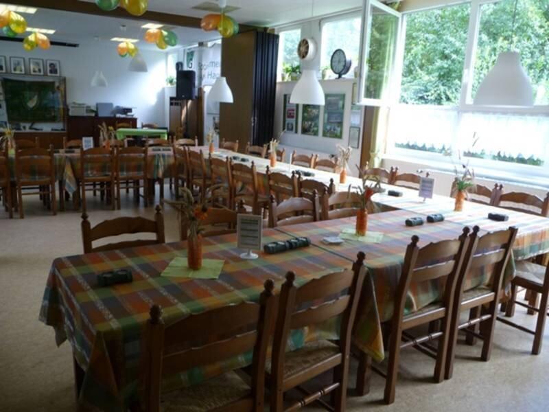 Vereinsheim Innenraum