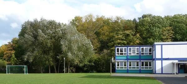 Vereinsheim Außen