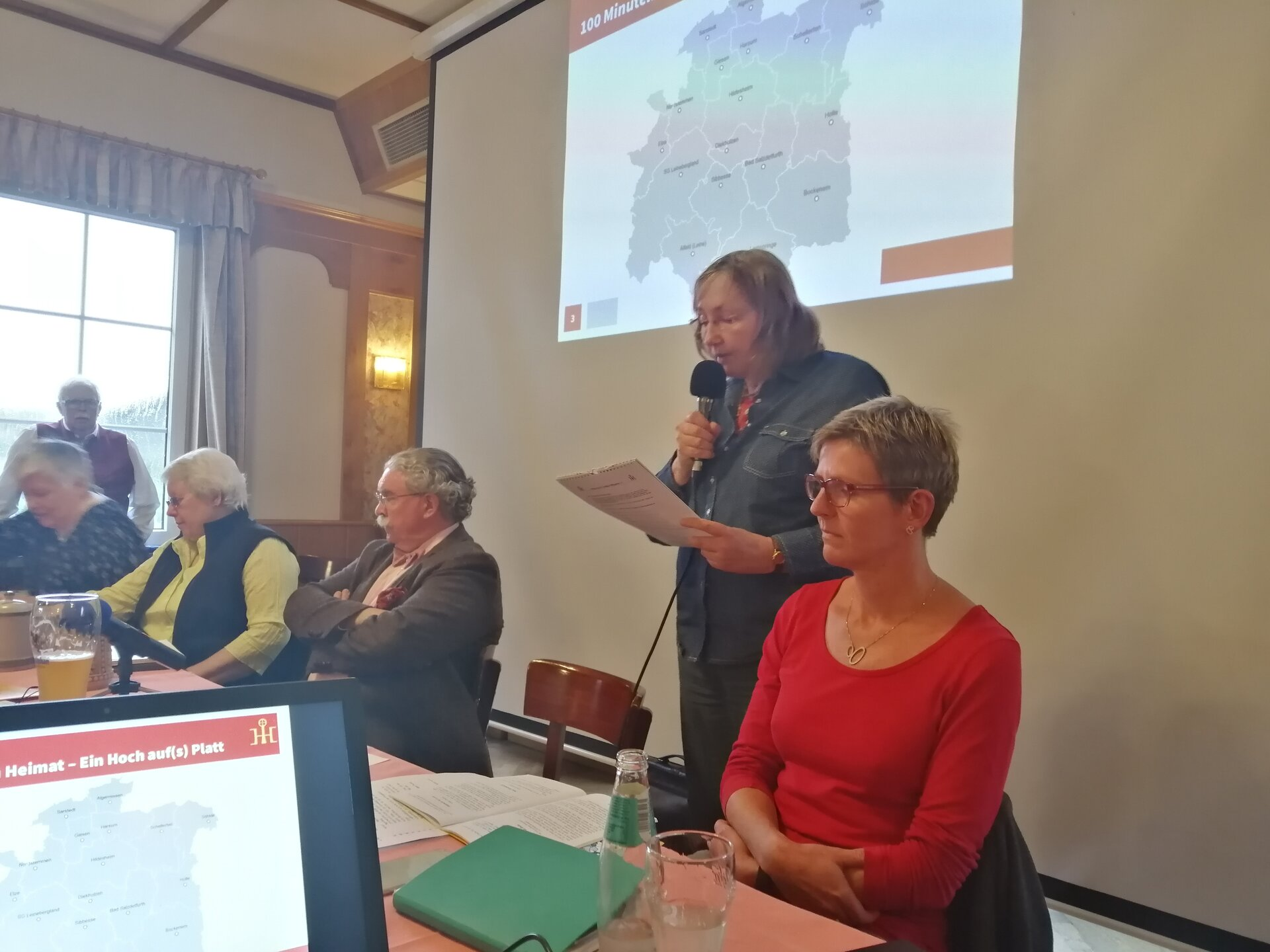 100 Minuten Heimat: Plattdeutsch im Landkreis