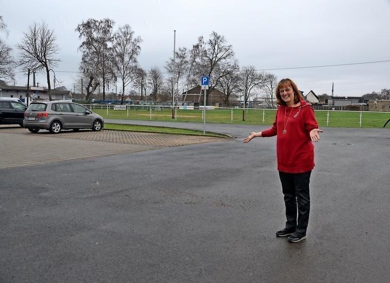 Parkplatz 2020