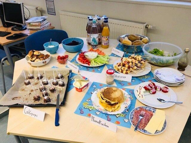 """(c) Frau Schnitzer - Bild 4 zu Beitrag - Unsere Schülerfirma """"break bread"""""""