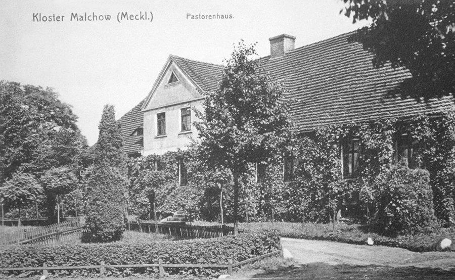 Pastorat Kloster Malchow