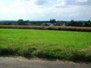 Ansicht in Richtung Moselhöhen/Eifel Nord-West-Ansicht vom Grundstück 3,5,6