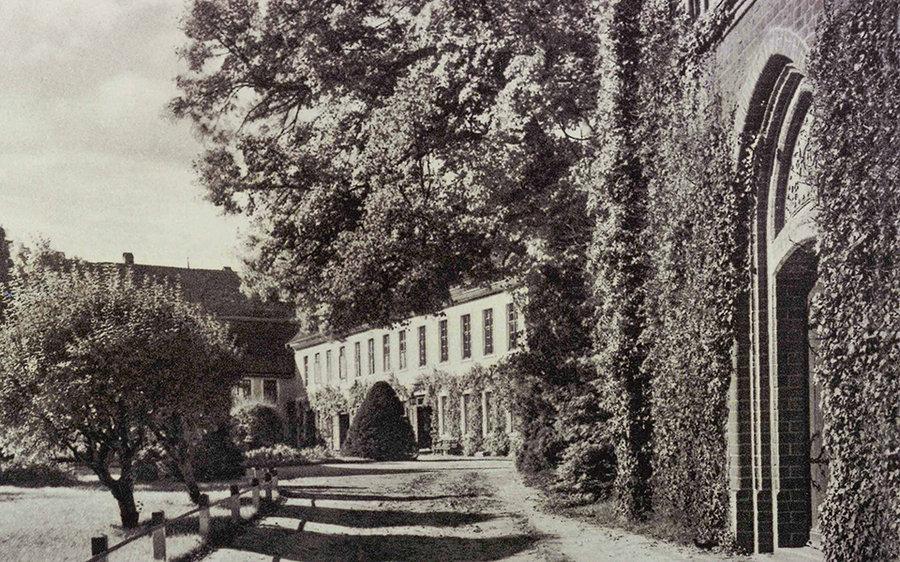 Haus der Domina Kloster Malchow