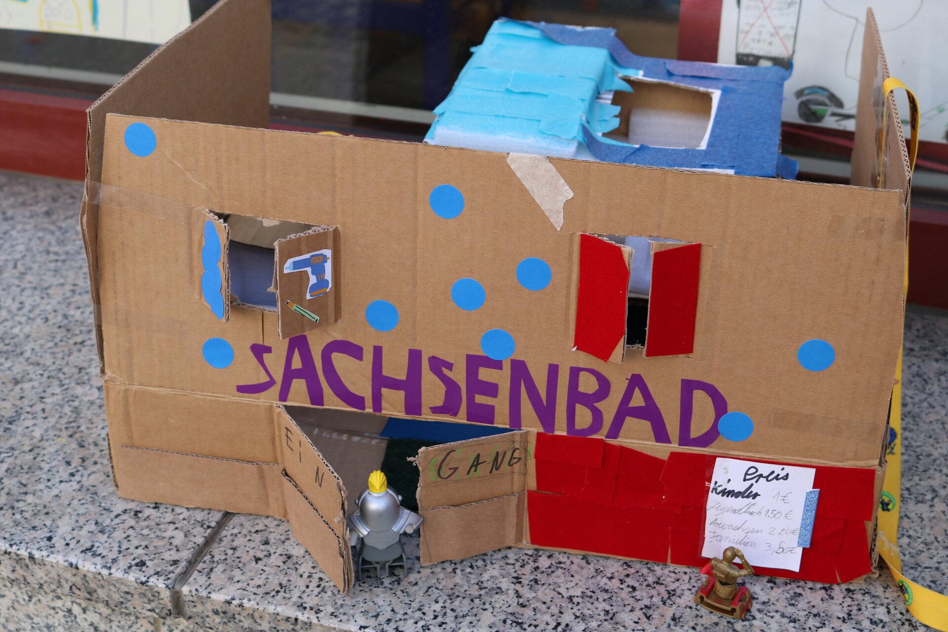 Sachsenbad Neueröffnung