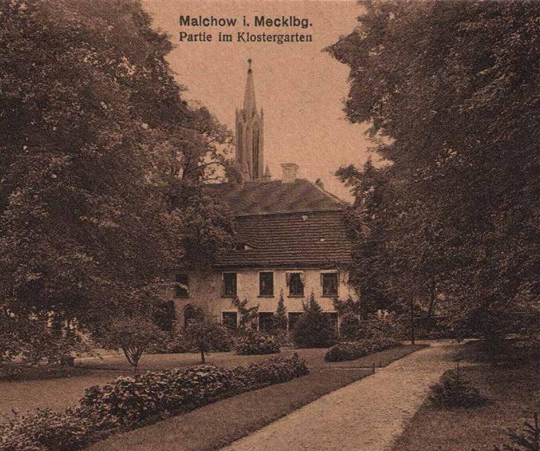 Damenplatz um 1900
