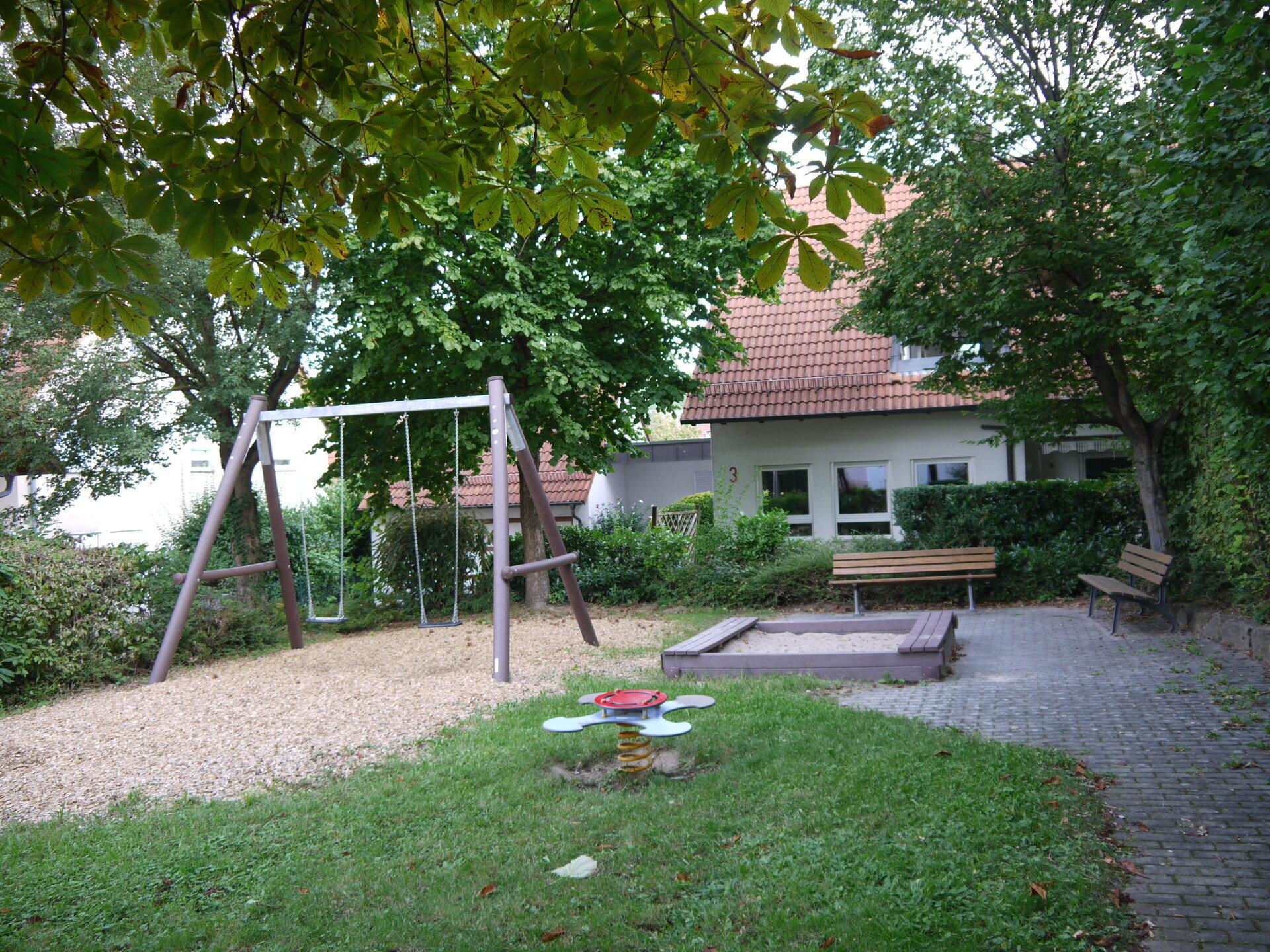 Spielplatz am Hohlweg