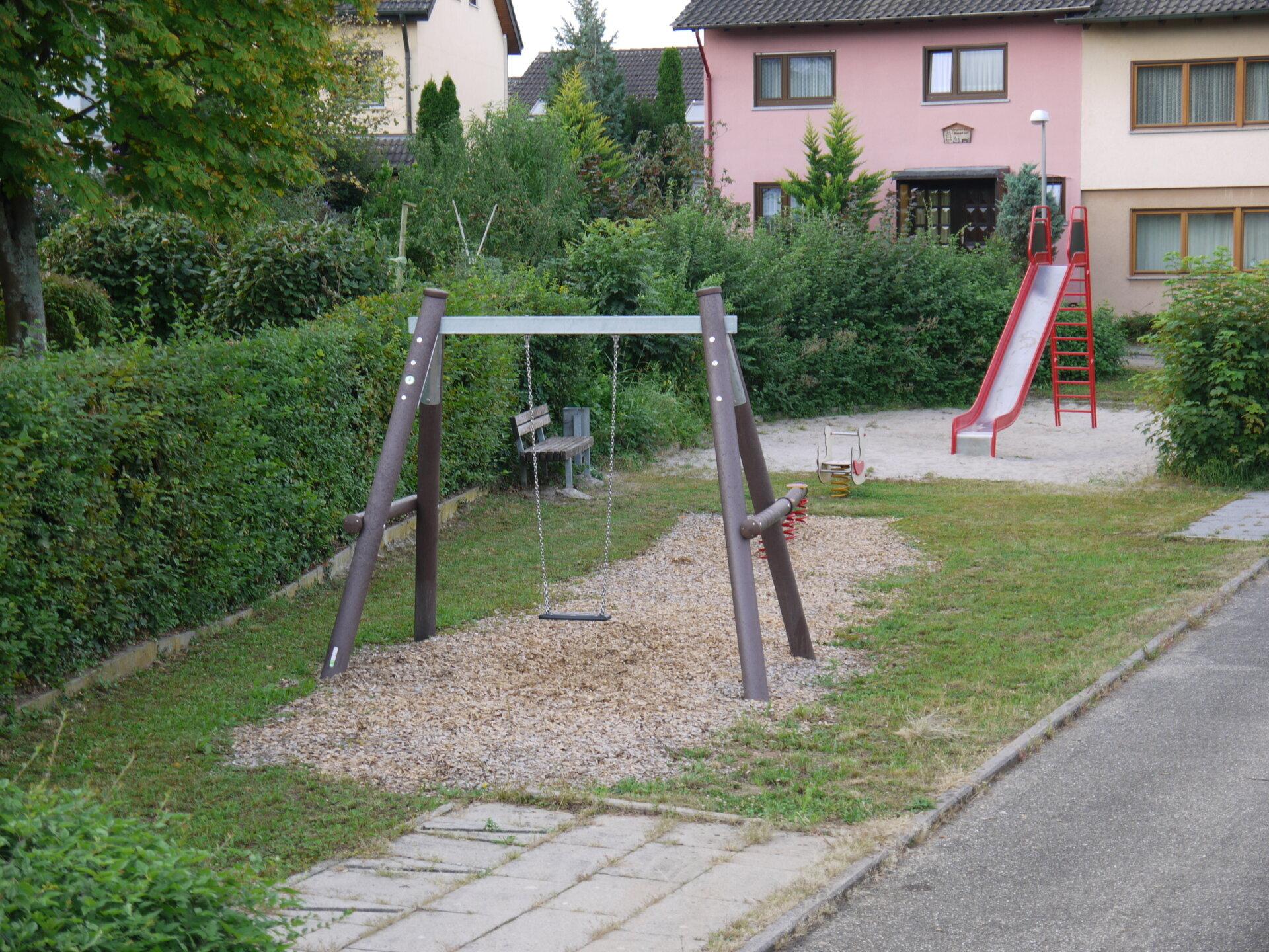 Spielplatz im Zeisigweg