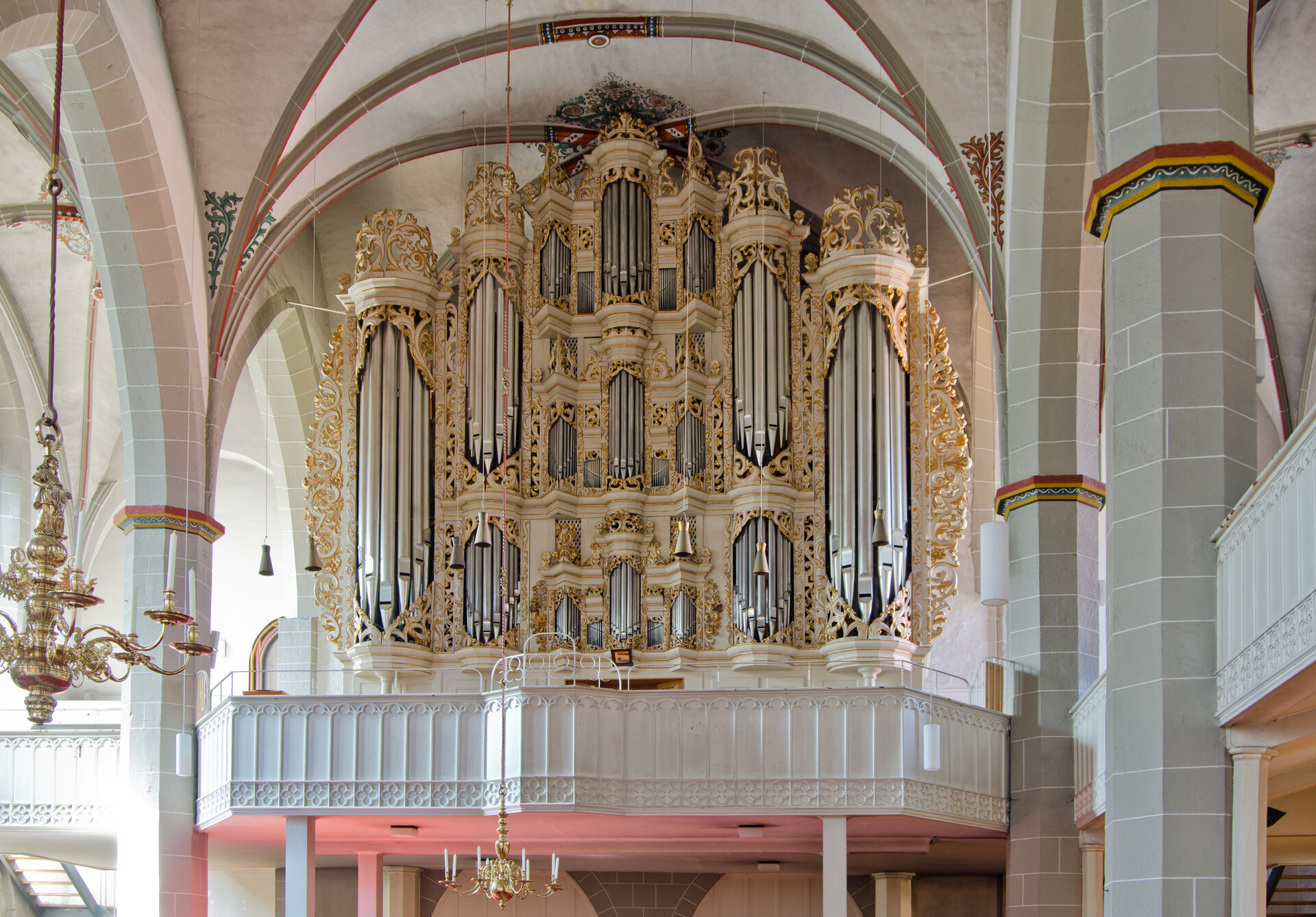 Johann-Hinrich-Gloger-Orgel 1721