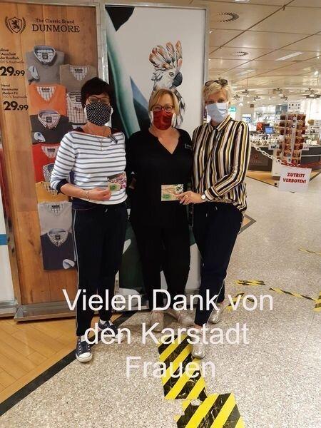 Karstadt Frauen